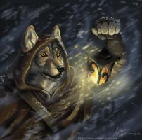 Searcher Remake by Atan
