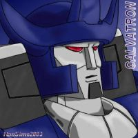 Behold Galvatron by hansime
