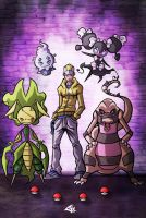 4-Monster-Cell by G-Chris