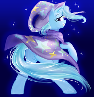 Trixie by Chokico