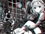Touhou Dolls 3-D conversion by MVRamsey