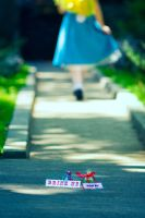 Alice in Wonderland by Ariru_lunaticOo cosplay by Ariru-lunaticOo