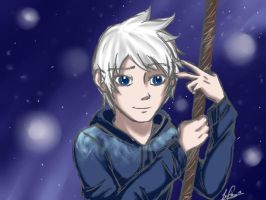 Jack Frost by firemagicsinger