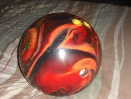 My Ebonite Tornado by J-Mac09
