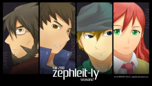 Z-LY S2 New Characters by zephleit