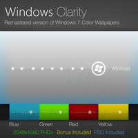 Windows Clarity by Linix-Arts