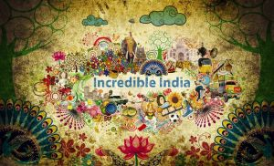 """Incredible india""  Identity by prasadesign"