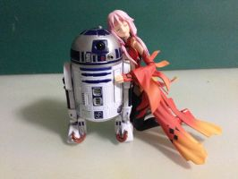Inori's new robot by Sovereign64