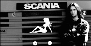 Scania and me by Wlayko111