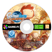 Scribblenauts Unlimited Game-Fi Disk by LevelInfinitum