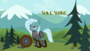 Paladin Sole Shine by Drakefire3k