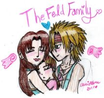 The Feld Family by cleris4ever
