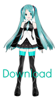 LAT Miku edit Download by MMDCousins