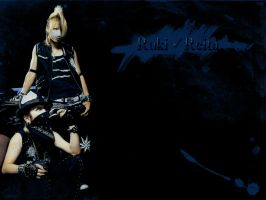 Gazette 'Ruki + Reita' by Sukurai