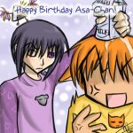 Cat and teh Rat - for Asa-chan by tae-