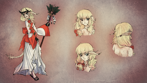Hair Design Contest - FFXIV by dreampaw