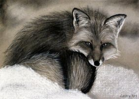 Day 194 - ACEO Drawing Project for Charity by secrets-of-the-pen