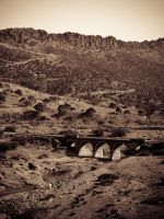 The Hill And The Bridge by Youcef07