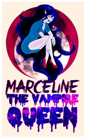 Marceline, Vampire Queen by Toniic