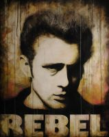James Dean by Gilbert Cantu by GilbertCantu