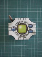 Digivice Digimon Adventure by kymerazero
