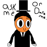 Ask Me Or Dare Me. c: by djmask101