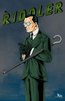 The Riddler by MikeMahle