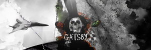 DARE GATSBY HEADER by voqdzn