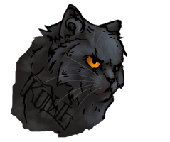 Yellowfang Headshot by kuiwi
