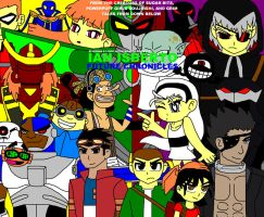 Ian Isberto: Future Chronicles by ian2x4