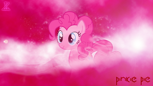 Wallpaper Pinkie Pie by InfernuZ