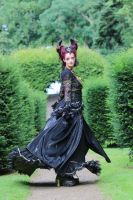 Stock - Faun fantasy windy gothic romantic by S-T-A-R-gazer