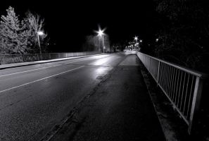 Where the streets... BnW by JoInnovate