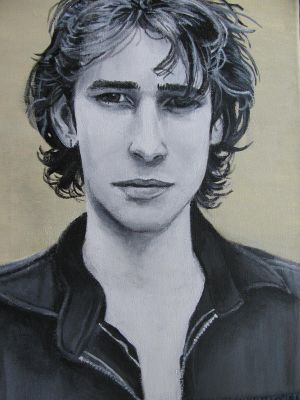 Jeff Buckley by An-Ode-To-Maybe
