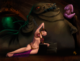 Hutt Slave by MrTuRn