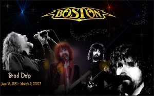 Brad Delp of Boston - by GypsyH