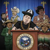 Rucka Rucka Ali's Album Probly racist by MiSs-PaRtY-rOcK-447