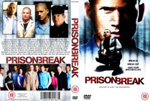 Prison Break DVD Cover by Fresh-Will