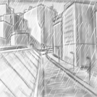 City sketch by Future-Dreamer