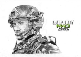 Call of Duty: Modern Warfare 3 by renownedwarrior