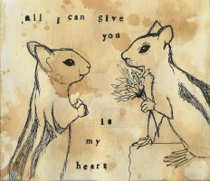 All I can give you is my heart! by t-e-z-z