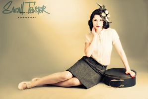 50's retro No.3 by snottling1