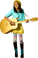China Anne McClain PNG by xCupcakeGlitter
