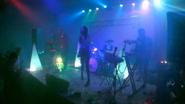 Bestial Mouths live in Los Angeles by HumorlessProductions