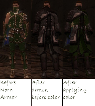 Jeriah's Armor: Old and New by lightning--blast