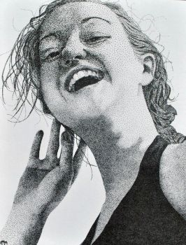 Noelani Stippling by capgar