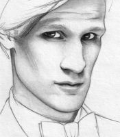 Eleventh Doctor WIP by MoShmoe