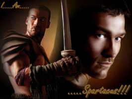 I Am Spartacus by ARTbyKLIPP