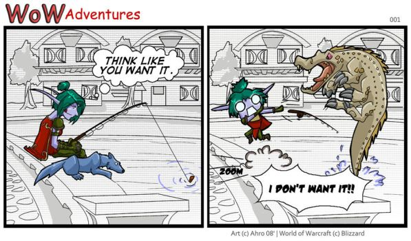 WoW Adventures - 001 by Ahr0