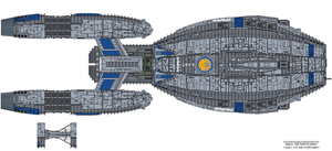 ExStar Enterprise by TheFreighTrain